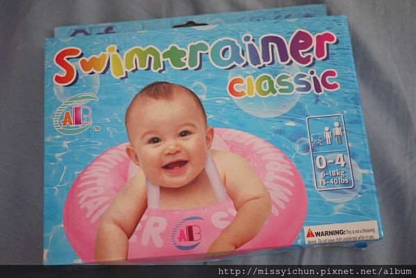 20120712咚咚浴缸游泳初體驗 (57)