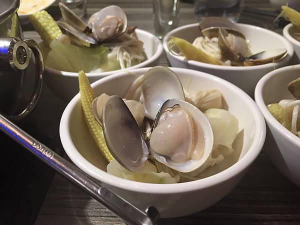 麻神 蛤蠣B