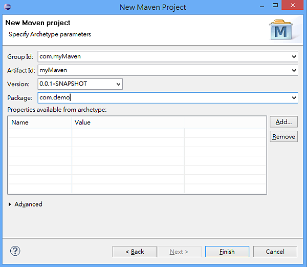 myMaven_package