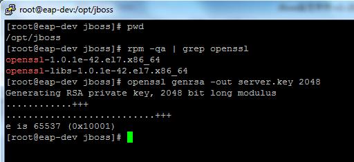server-key
