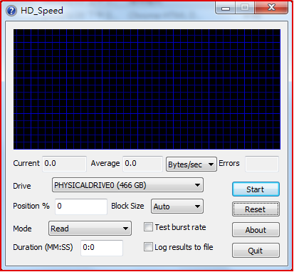 HD Speed
