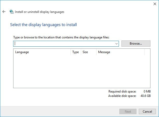 lpksetup-language-pack-installation