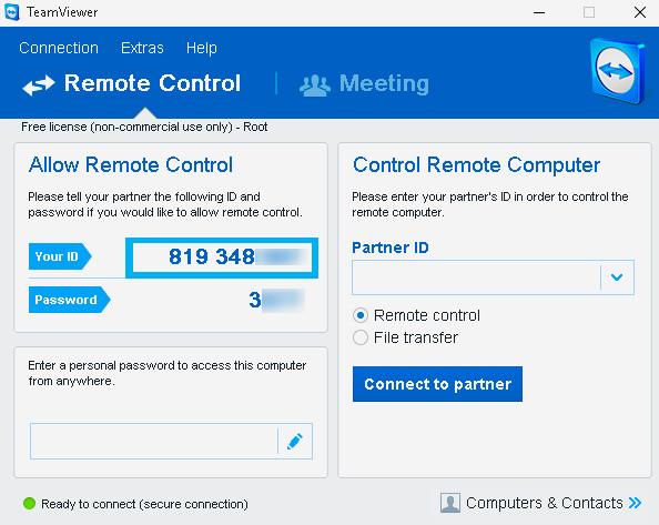 Windows] How to Reset TeamViewer ID @ 香腸炒章魚:: 痞客邦::