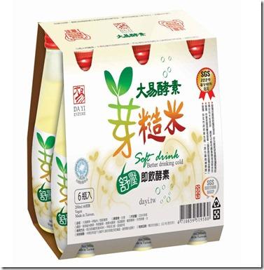 大易酵素芽糙米即飲酵素(精力配方)