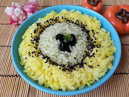 芥菜薑黃黑豆飯.jpg