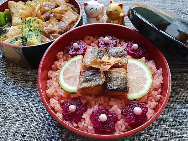 幸福彩米便當