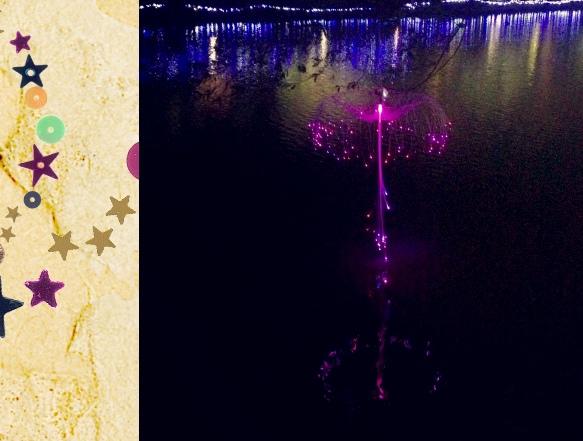 月津港燈節09