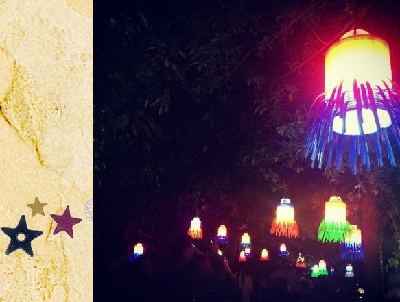 月津港燈節10