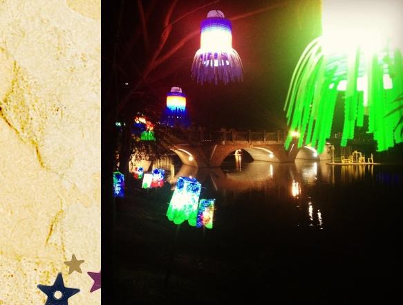 月津港燈節11