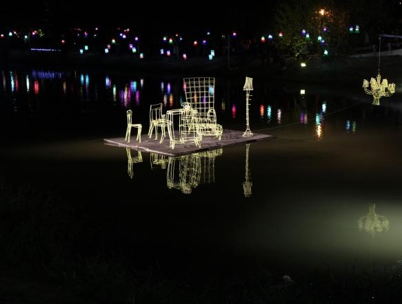 月津港燈節12