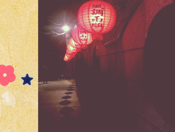 月津港燈節17