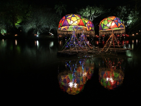 月津港燈節20