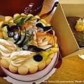 棒棒糖手工點心-驚艷水果蛋糕、巧遇香蕉核桃