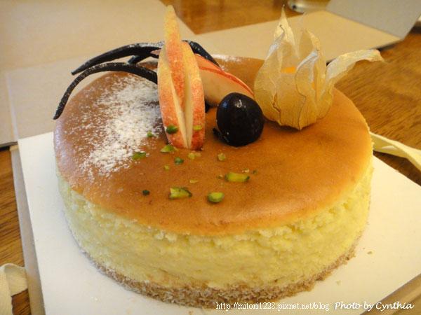 棒棒糖手工點心-乳酪蛋糕
