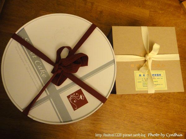 棒棒糖手工點心-圓蛋糕盒