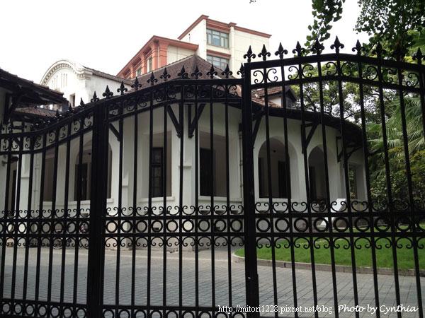 以前的義大利領事館
