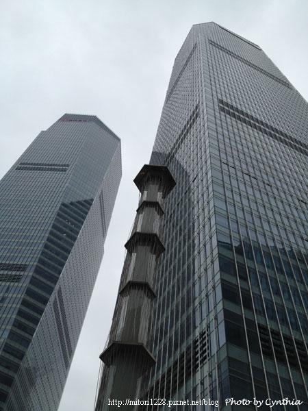 浦東陸家嘴匯豐大樓