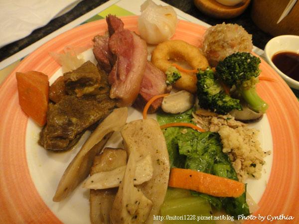凱撒晚餐2