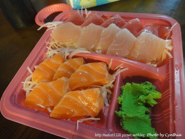 東港阿銘海產-生魚片
