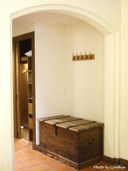 理想大地-進門處的藏寶箱