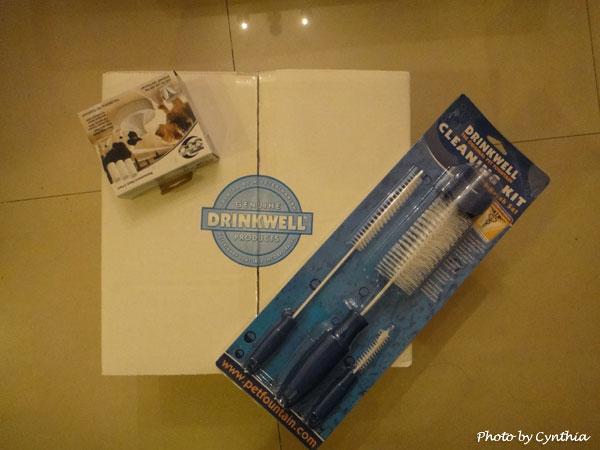 Drinkwell 360+清潔組+濾心