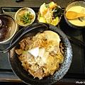 澤の料理-壽喜風豬肉定食