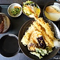 澤の料理-天丼定食