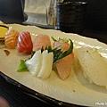 澤の料理-綜合握壽司1