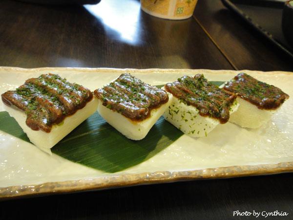 澤の料理-師傅自製小菜
