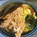 澤の料理-牛肉湯烏龍