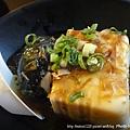 牛寶牛肉麵-小菜:皮蛋豆腐