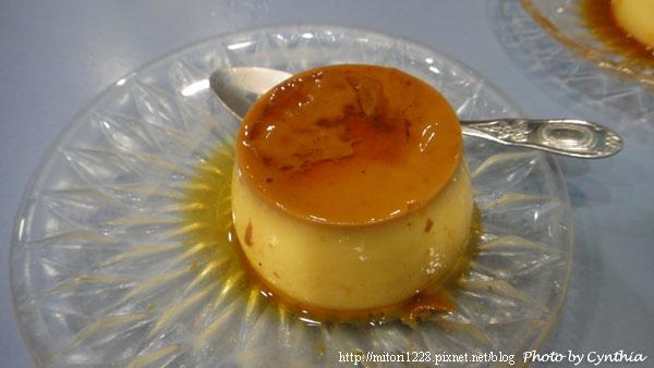 裕成水果店-焦糖布丁