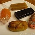 花蓮薯+蜜蕃薯+羊羹