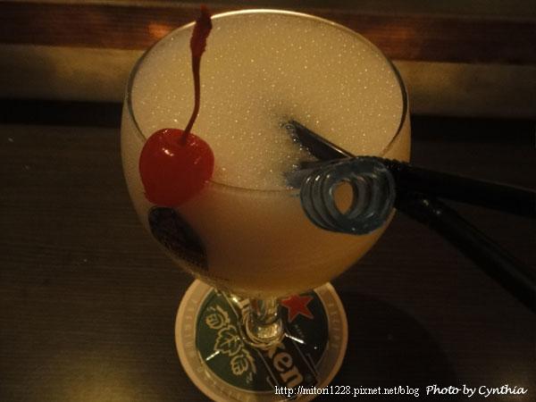 鹿角-調酒3