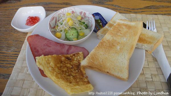 鹿角的早餐