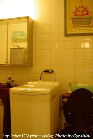 忠孝東路-洗衣機