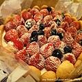 棒棒糖手工點心-草莓蛋糕