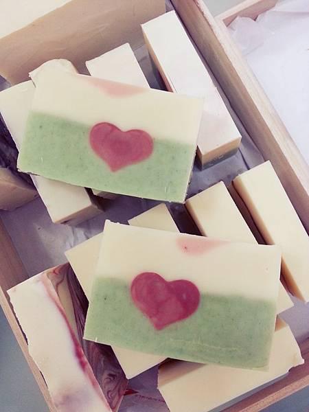 乳油木甜心皂