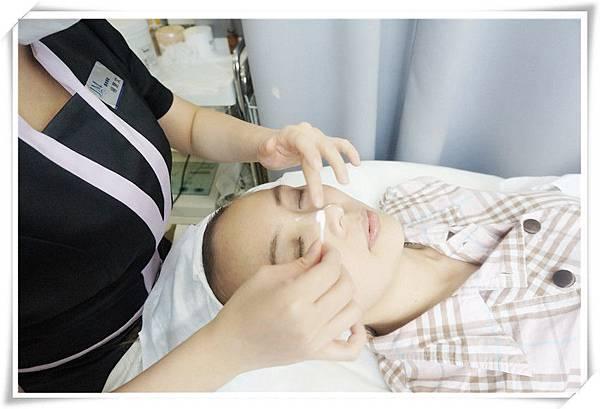 療程前洗臉-醫美診所推薦