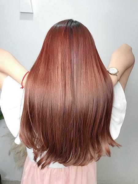結構式護髮