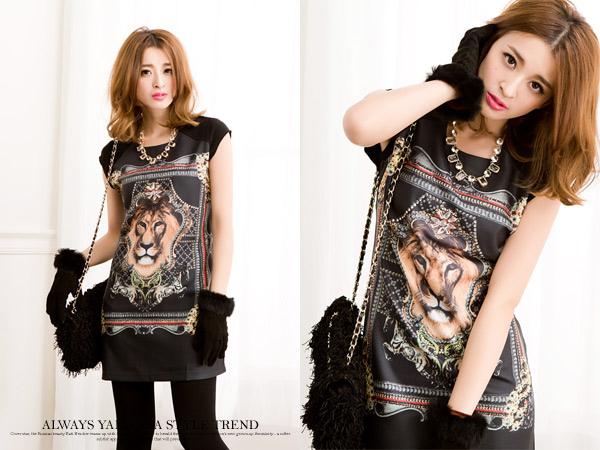 巴洛克系列印花洋裙-12597#  2.jpg