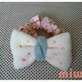 草莓奶油CHU甜甜圈1