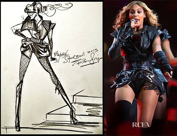 Beyonce-Knowles-In-Rubin-Singer