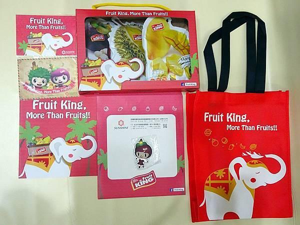 Fruit King鮮果乾