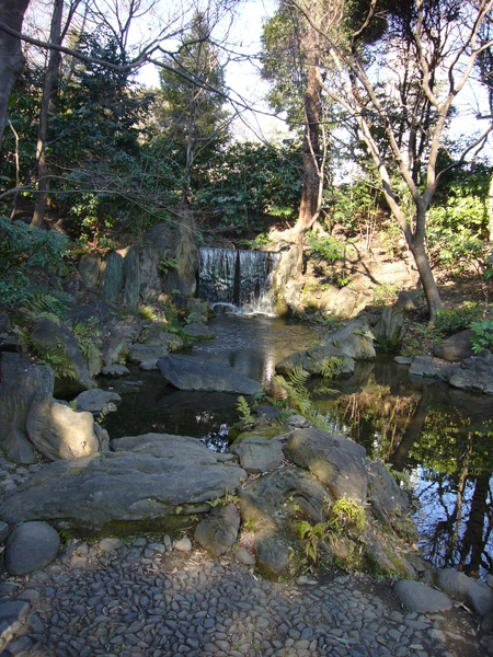 白系之滝(因樣貌似千條白線般故名之名).JPG