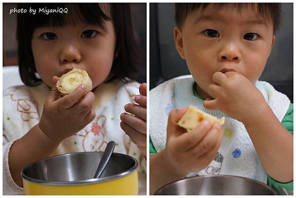 全麥香蕉捲餅3