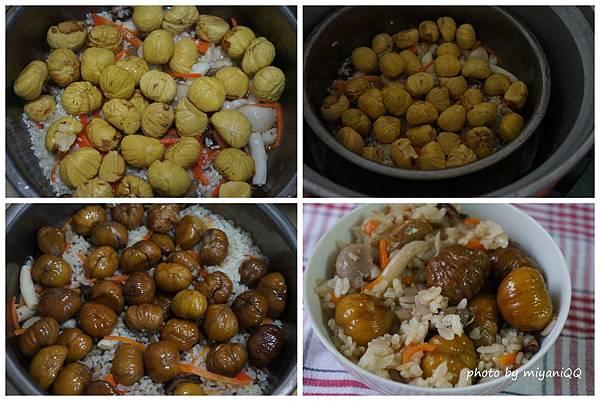 栗子炊飯3