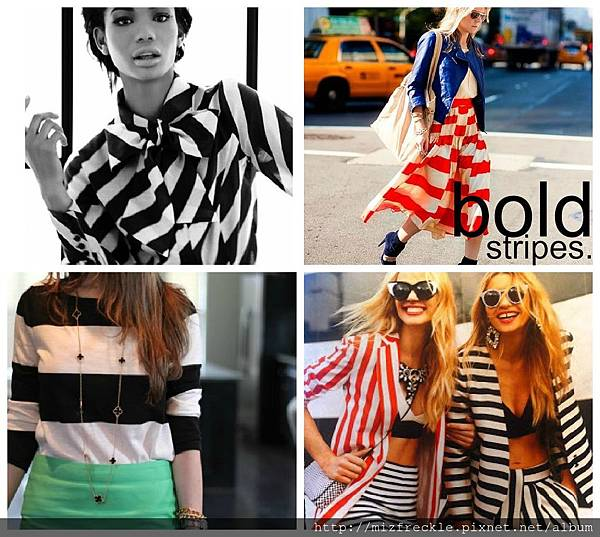 Spring Fashion 2013 trends 1