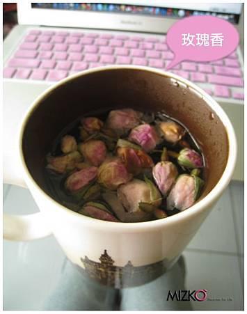 玫瑰花茶2