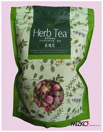 玫瑰花茶1